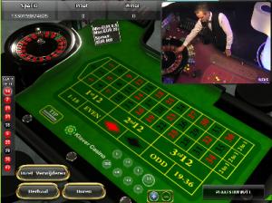 klaver casino live roulette